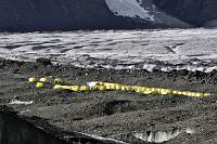 am South-Enilcek-Glacier - Khan Tengri/Pik Pobeda Base-Camp