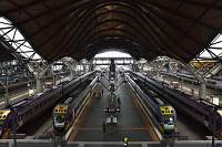 Melbourne - Southern Cross Station