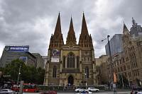 Melbourne - St Paul's Cathedral