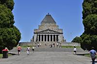 Melbourne - Shrine of Remembrance